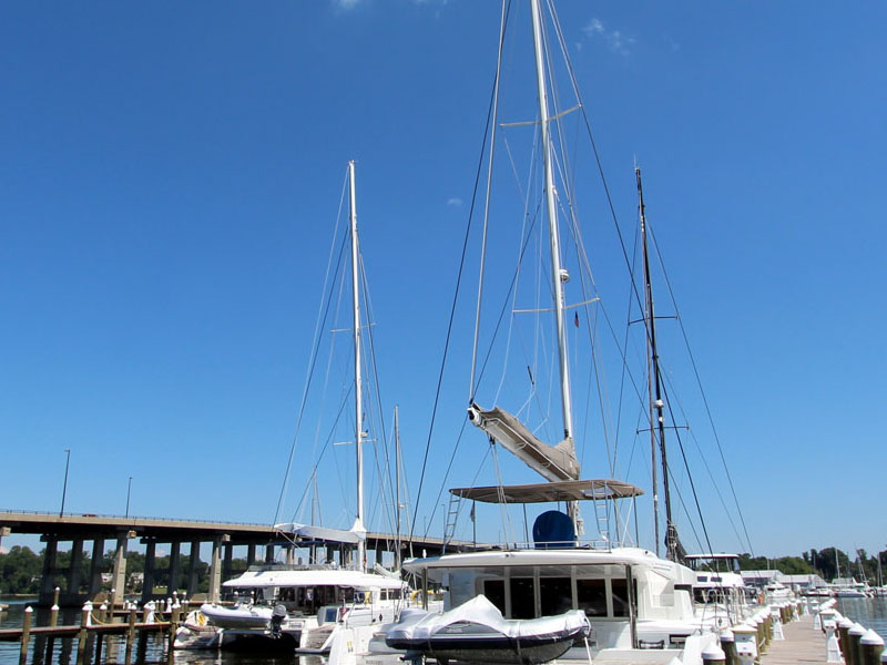 Nautitech Catamarans For Sale in Annapolis