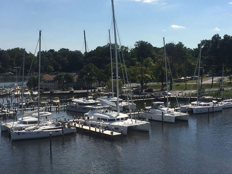 Used Catamarans For sale in Annapolis