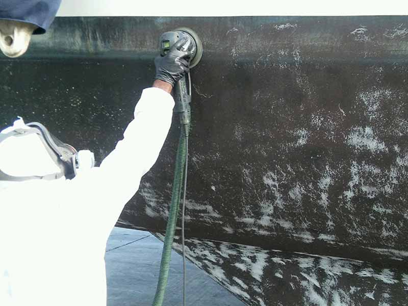 MultiTech Marine - Services - Bottom Works