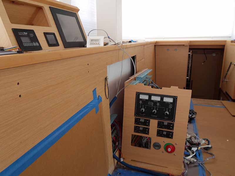 MultiTech Marine - Services - Electrical